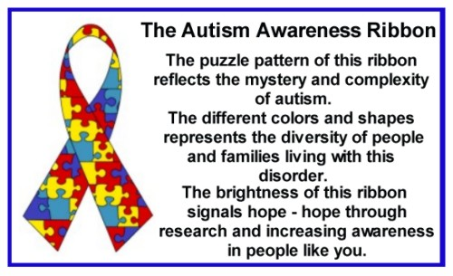 Autism Awareness Month – Therapy Playground