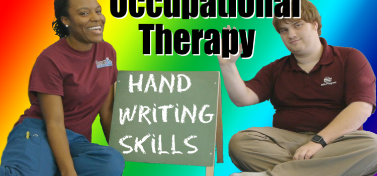 Handwriting Skills in Occupational Therapy
